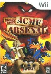 Looney Tunes: Acme Arsenal para Wii