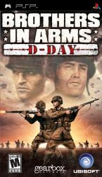 Brothers in Arms: D-Day para PSP