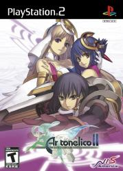 Ar tonelico II: Melody of Metafalica para PlayStation 2