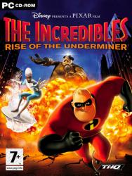 The Incredibles: Rise of the Underminer para PC