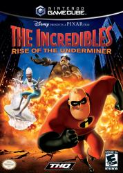 The Incredibles: Rise of the Underminer para GameCube