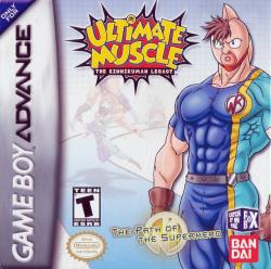 Ultimate Muscle: The Path of the Superhero para Game Boy Advance