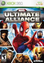 Marvel: Ultimate Alliance para Xbox 360