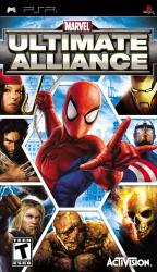 Marvel: Ultimate Alliance para PSP