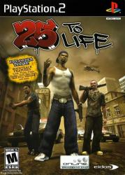 25 to Life para PlayStation 2