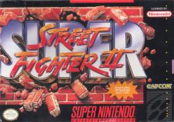 Super Street Fighter II para Super Nintendo