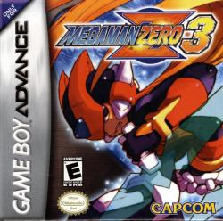 Mega Man Zero 3 para Game Boy Advance