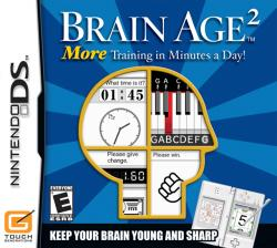 Brain Age 2: More Training in Minutes a Day para Nintendo DS