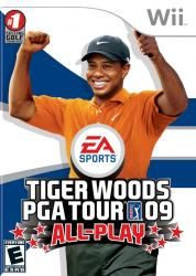 Tiger Woods PGA TOUR 09 All-Play para Wii