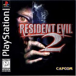 Resident Evil 2: Dual Shock Edition para PlayStation