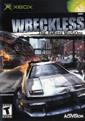 Wreckless: The Yakuza Missions para Xbox