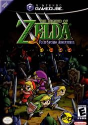 The Legend of Zelda: Four Swords Adventures para GameCube