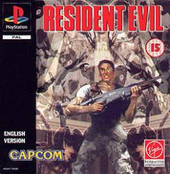 Resident Evil: Director's Cut para PlayStation