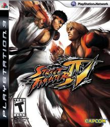 Street Fighter IV para PlayStation 3