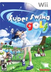 Super Swing Golf para Wii