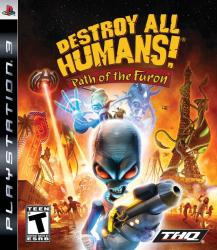 Destroy All Humans! Path of the Furon para PlayStation 3