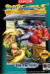 Street Fighter II: Special Champion Edition para Mega Drive