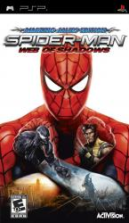 Spider-Man: Web of Shadows para PSP