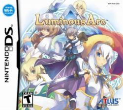 Luminous Arc para Nintendo DS