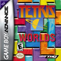 Tetris Worlds para Game Boy Advance