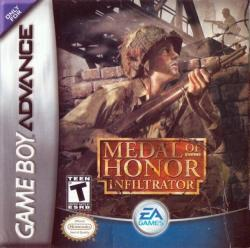 Medal of Honor Infiltrator para Game Boy Advance