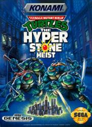 Teenage Mutant Ninja Turtles: The Hyperstone Heist para Mega Drive