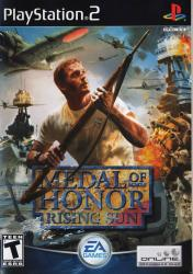 Medal of Honor Rising Sun para PlayStation 2