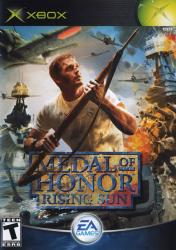Medal of Honor Rising Sun para Xbox