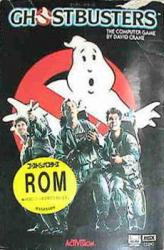 Ghostbusters para MSX