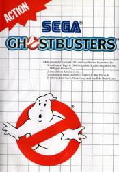 Ghostbusters para Master System