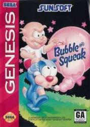 Bubble and Squeak para Mega Drive