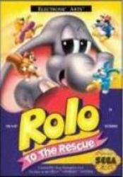 Rolo to the Rescue para Mega Drive