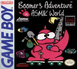 Boomer's Adventure in Asmik World para Game Boy