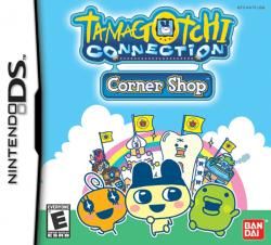 Tamagotchi Connection: Corner Shop para Nintendo DS