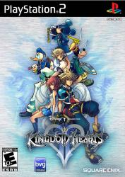 Kingdom Hearts II para PlayStation 2