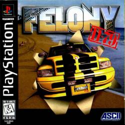Felony 11-79 para PlayStation