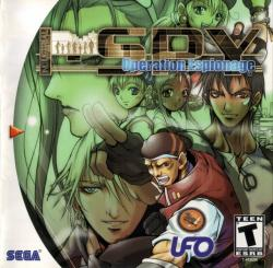 Industrial Spy: Operation Espionage para Dreamcast