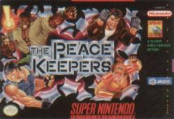 The Peace Keepers para Super Nintendo