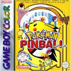 Pokémon Pinball para Game Boy Color