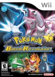 Pokémon Battle Revolution para Wii