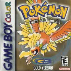 Pokémon Gold para Game Boy Color