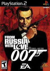From Russia With Love para PlayStation 2