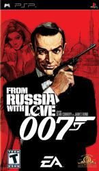 From Russia With Love para PSP
