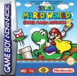 Super Mario Advance 2: Super Mario World para Game Boy Advance