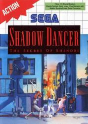 Shadow Dancer para Master System