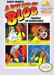 A Boy and His Blob: Trouble on Blobolonia para NES