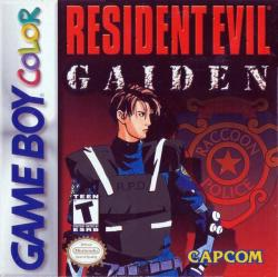 Resident Evil Gaiden para Game Boy Color