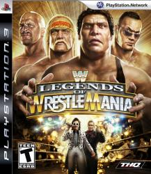WWE Legends of WrestleMania para PlayStation 3