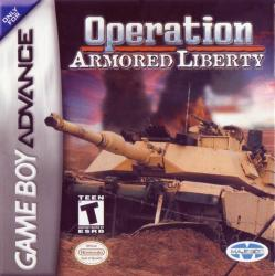 Operation Armored Liberty para Game Boy Advance