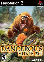 Cabela's Dangerous Hunts 2009 para PlayStation 2